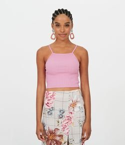 Regata Tricot Cropped Lisa