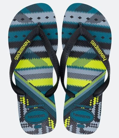 Chinelo Masculino Havaianas Trend