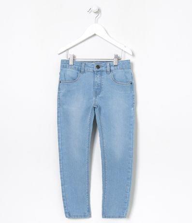 Calça Infantil em Jeans - Tam 5 a 14 anos