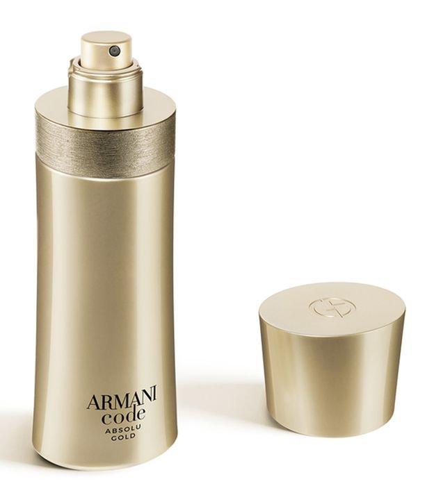 Perfume Giorgio Armani Code Absolu Gold Masculino Eau De Parfum | Giorgio Armani | 60ml