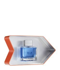 Perfume Antonio Banderas Blue Seduction World Malibu Masculino Eau de Toilette
