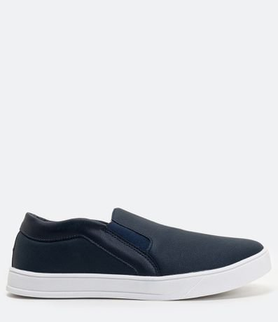 Tênis Slip On Estilo Casual Viko