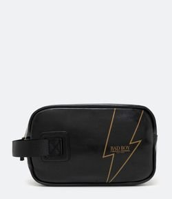 BRINDE TOILETRY BAG CAROLINA HERRERA BAD BOY