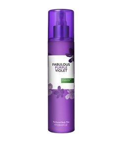 Body Mist Benetton Fabulous Purple Violet Feminino