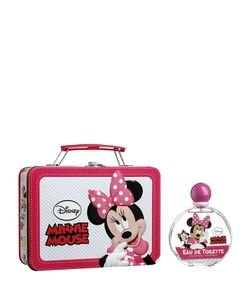 Kit Perfume Disney Minnie Eau de Toilette + Carpeta en Metal