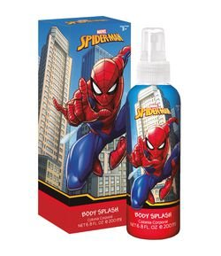 Body Splash Disney Spiderman