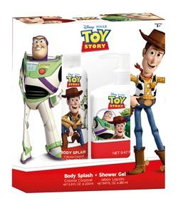 Kit Body Splash Disney Toy Story + Gel de Baño