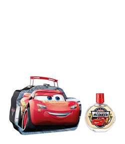 Kit Perfume Disney Cars Eau de Toilette + Carpeta en Metal