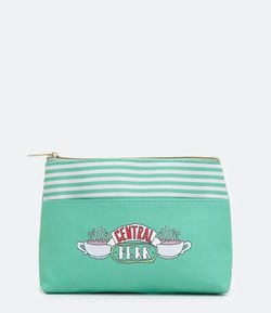 Necessaire Envelope Estampa Localizada Friends