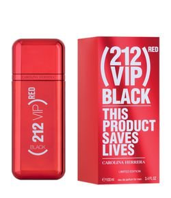 Perfume Carolina Hererra 212 Vip Red Masculino