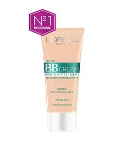 BB Cream 5 Em 1 FPS50 L'Oréal Paris