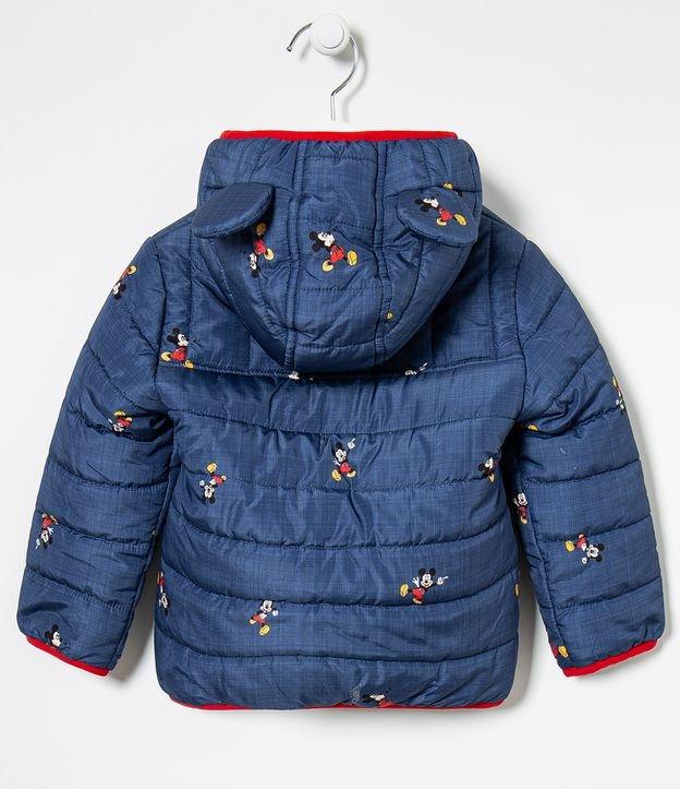 Jaqueta Infantil Mickey - Tam 2 a 5 anos | Mickey Mouse | Azul | 04