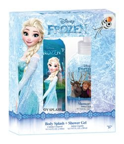 Sit Body Splash Disney Frozen + Shower Gel