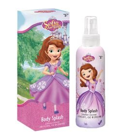 Body Splash Disney Princesita Sofia