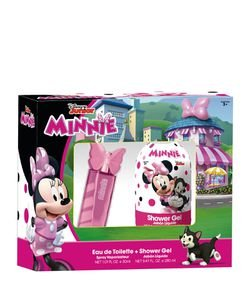 Kit Perfume Disney Minnie Eau de Toilette + Shower Gel