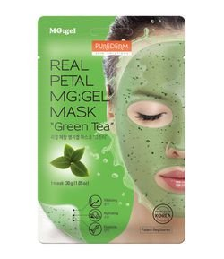 Máscara Facial Hidratante em Gel Green Tea Purederm