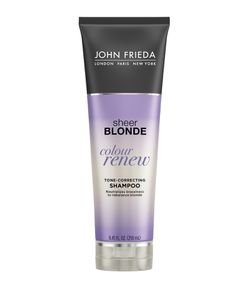 Shampoo Sheer Blonde Color Renew John Frieda