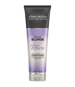 Condicionador Sheer Blonde Color Renew John Frieda
