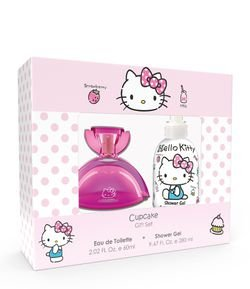 Kit Perfume Hello Kitty Cup Cake Eau de Toilette + Shower Gel