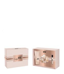 Kit Perfume Feminino Montblanc Lady Emblem EDP + EDP 7 + Body Lotion