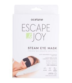 Kit com 4 Máscaras para Olhos que Esquenta Steam Eye Mask Oceane