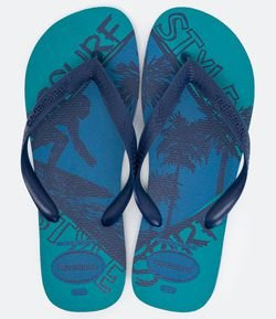 Chinelo Masculino Havaianas Top Athletic