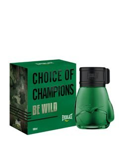 Colônia Masculina Everlast Choice Of Champions Be Wild