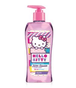 Jabón Liquido Hello Kitty