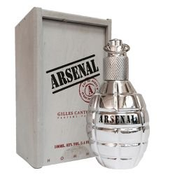 Perfume Arsenal Platinum Wood Eau de Parfum