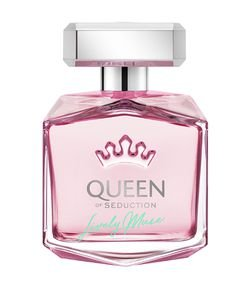 Perfume Feminino Antonio Banderas Queen Of Seduction Lively Muse Eau de Toilette