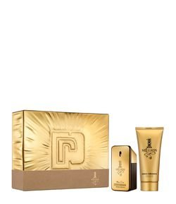 Kit Perfume Paco Rabanne One Million Eau de Toilette + Shower Gel