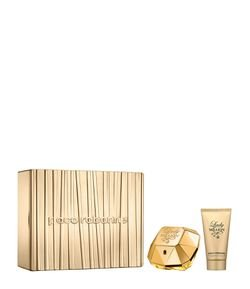 Kit Perfume Paco Rabanne Lady Million Eau de Parfum + Body Lotion Eau de Parfum