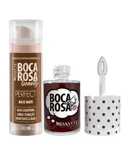 Boca Rosa Kit - Base + Lip Tint